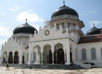 Nanggroe Aceh Darussalam and the late Suharto